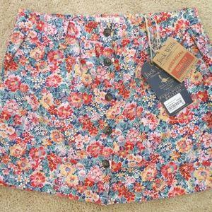 JACK WILLS Brandsbury Floral Skirt US6/UK10 NWT